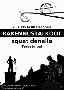 den talkoot